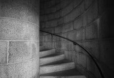 Escalier de tour Photographie stock libre de droits