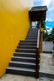 Escalier de tuile de carrière Photo libre de droits