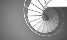 Escalier de voûte Image libre de droits