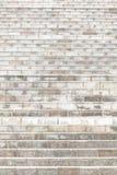 Escalier en béton en pierre Images libres de droits