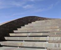 Escalier en pierre Photos stock