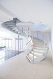 Escalier en spirale Photographie stock libre de droits