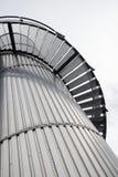 Escalier en spirale Photos stock
