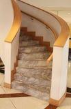 Escalier en spirale image stock