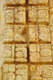 Escalier hiéroglyphique photographie stock libre de droits