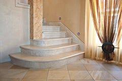 escalier intérieur Images stock