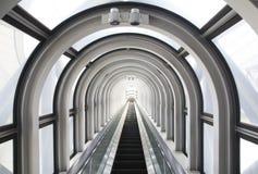 escalier mobile Photo libre de droits