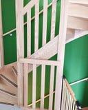 Escalier moderne image libre de droits