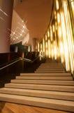 Escalier moderne images libres de droits