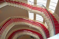 Escalier spiralé Image stock
