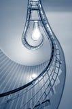 Escalier spiralé Photographie stock libre de droits