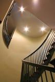 Escalier spiralé Images stock