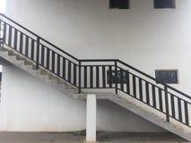 Escalier - structure photos libres de droits