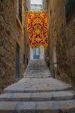 Escalier vers St Dominic Photographie stock libre de droits