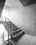 Escalier vide photos libres de droits
