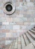 Escalier vide image libre de droits