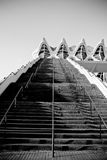 Escaliers à l'inconnu Photographie stock libre de droits