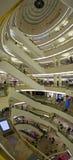 Escaliers électriques Photographie stock libre de droits
