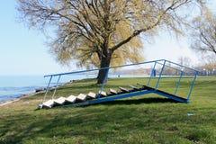 Escaliers. Photo stock