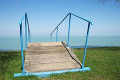 Escaliers. Image stock