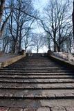 Escaliers Photographie stock