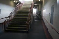 Escaliers Photos libres de droits