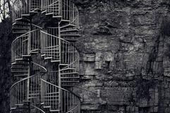Escaliers image stock