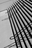 Escaliers abstraits Photos stock