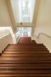 Escaliers amenant Photographie stock