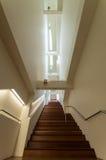 Escaliers amenant Photo stock
