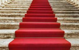 Escaliers antiques Photos libres de droits