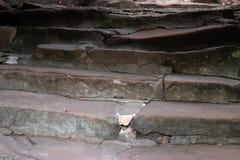 Escaliers antiques Photographie stock libre de droits