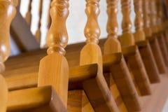 Escaliers au 2ème étage Photos libres de droits