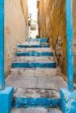 Escaliers au ciel Photo stock