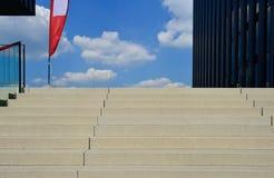 Escaliers au ciel Photographie stock libre de droits