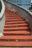 escaliers circulaires Photos libres de droits