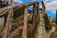 Escaliers décoratifs Photos stock
