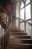 Escaliers d'église image libre de droits