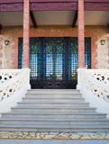Escaliers d'entrée Images stock