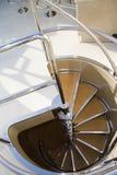 Escaliers de bateau Photos stock