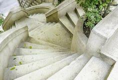 Escaliers de Camondo dans Galata Image stock