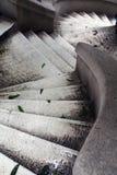 Escaliers de Camondo, Istanbul. Images libres de droits