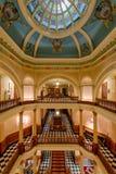 Escaliers de capitol Images libres de droits