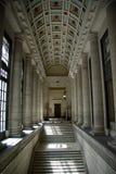 Escaliers de Capitolio Image libre de droits