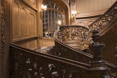 Escaliers de casino Image libre de droits
