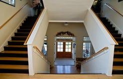 Escaliers de duel Photographie stock libre de droits