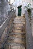 Escaliers de Lisbonne Images stock