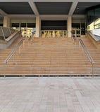 Escaliers de palais de festival image stock