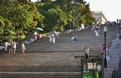 Escaliers de Potemkin à Odessa l'ukraine Images stock
