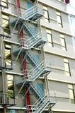Escaliers de secours photos libres de droits